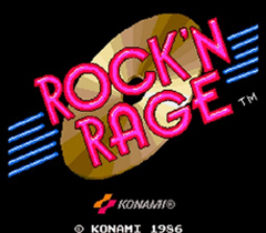Photo de la boite de Rock n Rage